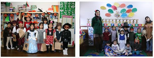 幼稚園児プログラム・イベント